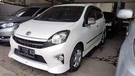Toyota Agya 1.0 TRD matik 2014