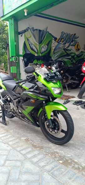 Kawasaki Ninja Krr super kips