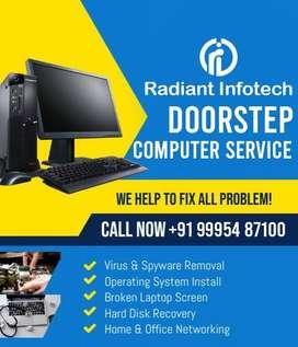 PC/Laptop Doorstep services