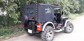 Brand new jeep modify rohtak m hoti hai