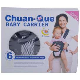 Baby carrier belt with multiple positions