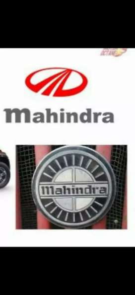 Mahindra auto parts manufacturing company required candidate for job