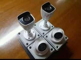 Paket CCTV harga lagi merakyat paket komplit siap pasang