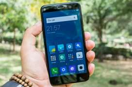 This mobile is of XIAOMI which is REDMI 4 The agr is nearly 2 year