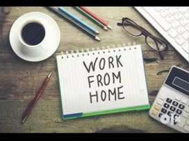 Earn money by doing Online/Offline Project works  Day Shift/No Targe