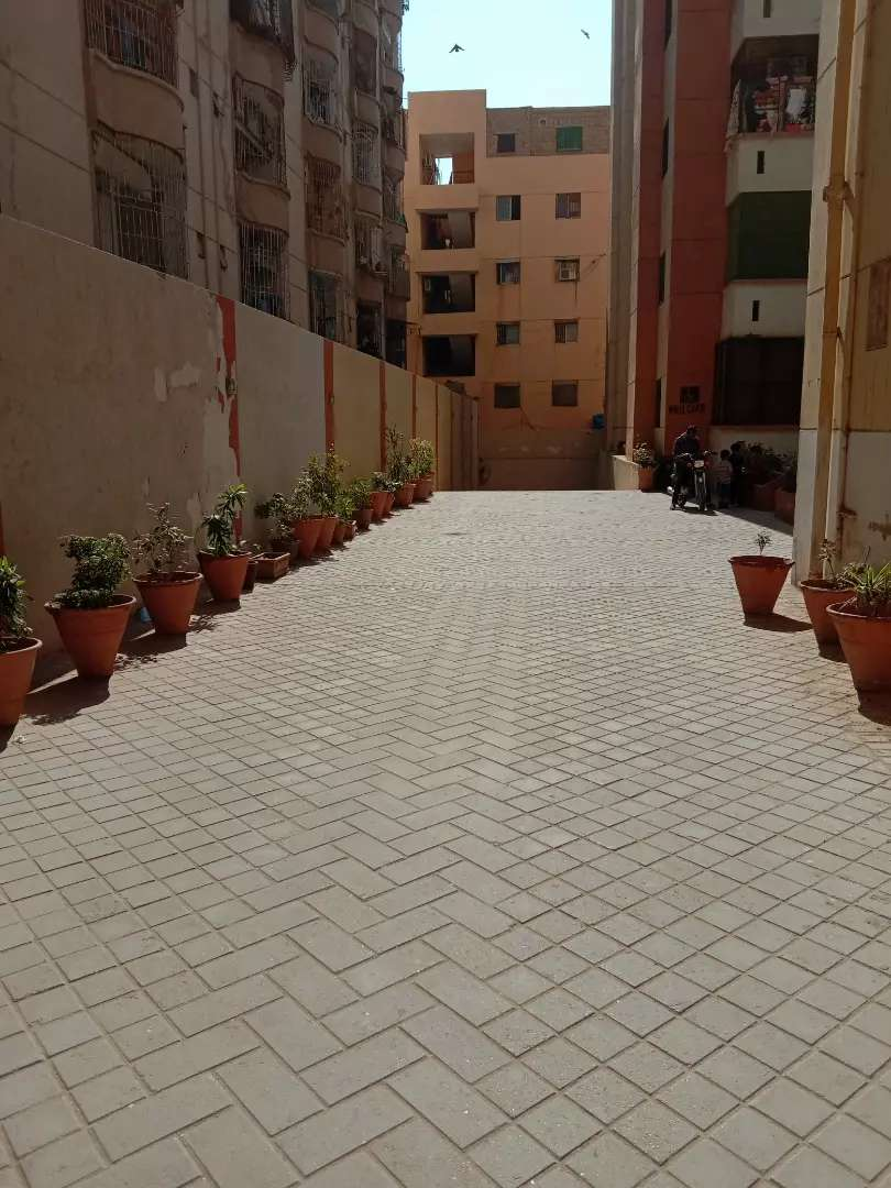 4 Rooms apartment in Bisma Residency Gulistan e Jouhar, Block 13 0