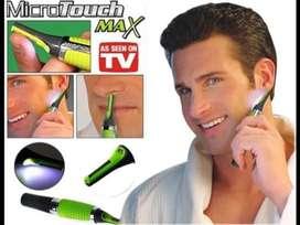 Microtouch Max alat cukur bulu hidung kumis jenggot ketiak