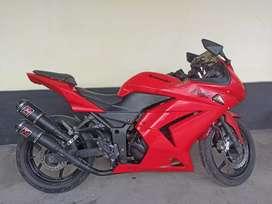 "IKHSAN MOTOR ""KAWASAKI NINJA 250 2012"""