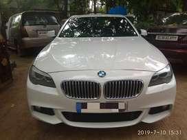 BMW 5 Series 530d Sedan, 2012, Diesel