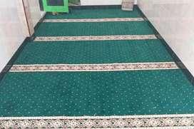Gudang karpet masjid/musholla import murah pasang Indramayu