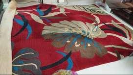 Full size carpet