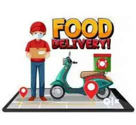 We are urgent requirement for food delivery boy biker and cyclist
