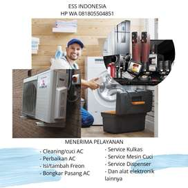 Service AC,Mesin Cuci,Kulkas,Dispenser Murah Jakarta Barat