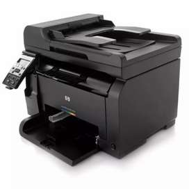 HP laser jet 100 colour Mfp M175nw
