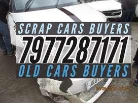 Burned total band cars we buy in scrap scrap cars buyers meke