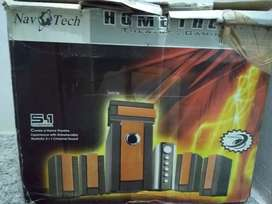 NavTech 5.1 Home Theatre