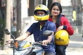 Rapido Bike / Auto Taxi Driver Job