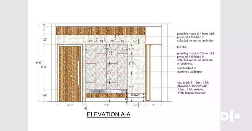 2d & 3d interior exterior designer 3d elevation autocad 3d max 0