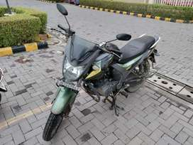 Yamaha SZRR 150cc in good condition with single handedly used