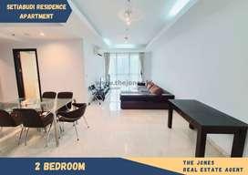 Apartemen Setiabudi Residence 2 Bedroom #118