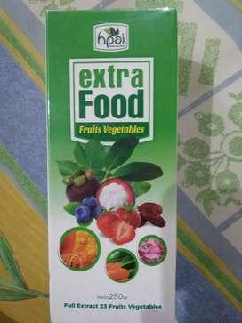 extrafood (suplemen herbal & halal)