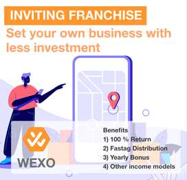 Wexo franchise oppurtunity in Trivandrum