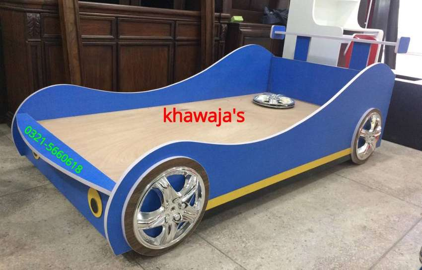 Special Discount Offer  car bed ( khawaja's 0