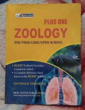 PLUS ONE ZOOLOGY(HSE/VHSE/CBSE/OPEN SCHOOL)