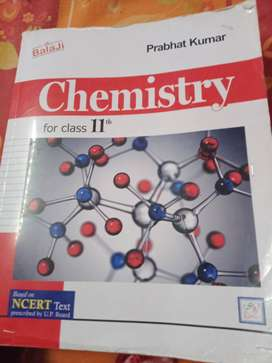 Chemistry book for class 11