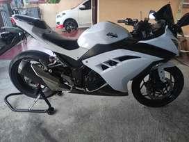 Ninja 250 FI N Kota Malang
