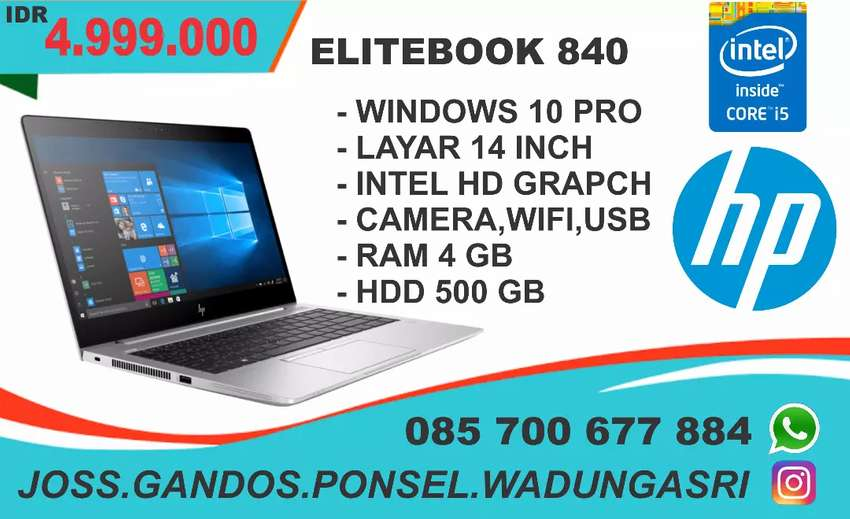 Hp Elitebook 840 0