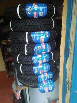 Bike & actva new ceat tyre