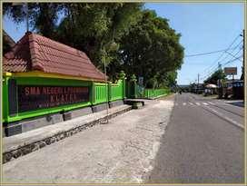 Kavling Prambanan Village Legalitas SHM Kawasan Wisata Cicilan 6 Kali