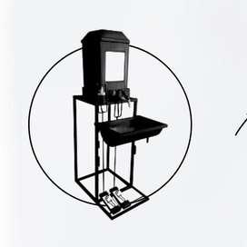 Wastafel Portable Sistem Injak