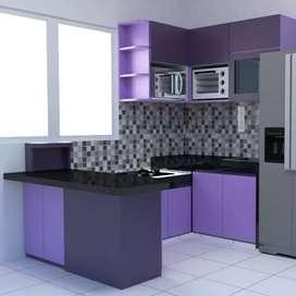 Kitchen Set NOVUS Asli Termurah Tercepat Terbaik