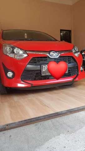 Toyota Agya Tife G manual thn 2018
