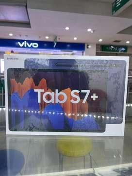 Samsung Tab S7 Plus 8/256 Navy SEIN NEW Murahhh