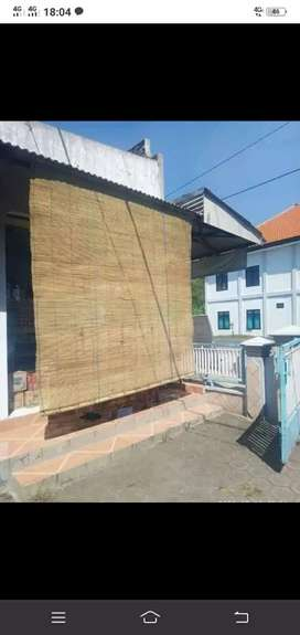 Cocok untuk musim hujan tirai bambu