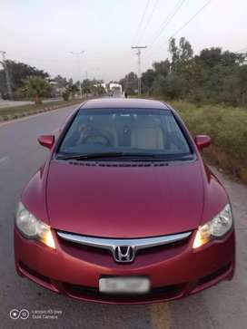 HONDA Civic 1.8 2007 Manual