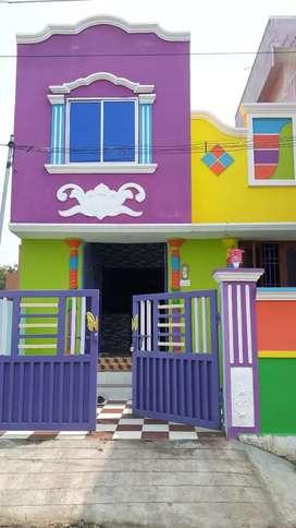 New individual house sevvapet TAMILNADU housing board