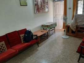 1bhk unfurnished on 2nd floor in taleigao market at 12500