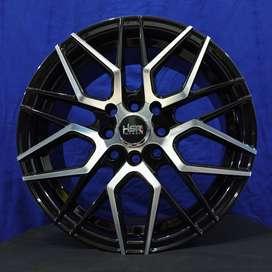 Velg Mobil Avanza Sigra Brio Ayla Yaris Ring15 Pcd 4x100 & 4x114,3