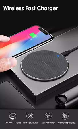 Fast Wireless Charger Mobile Imported