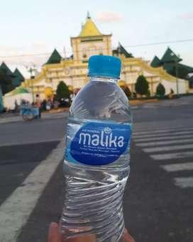 Depo Air Mineral MALIKA dari Ummat Untuk Ummat