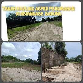 Tanah Kavling MURAH Pilihan Lokasi Sangat Strategis di Nusa Dua