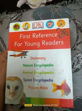 DK First Reference For Young Readers Books