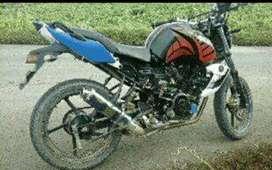 Jual cepat Yamaha Bison