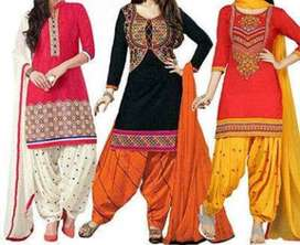Need work of ladies designer tailor