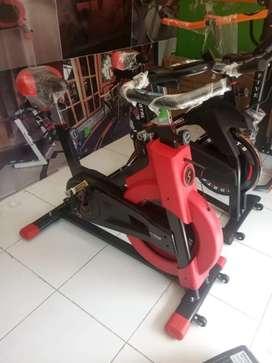 Promo sepeda spinning bike alat olahraga