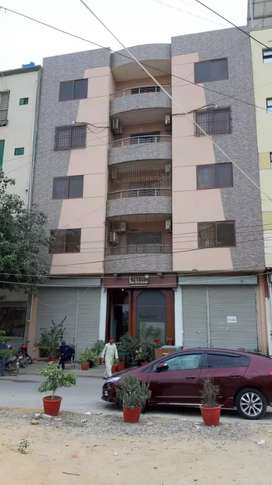 Brand New 3 Bed D/D in ITTEHAD COMMERCIAL LQNE 07 PHASE 6
